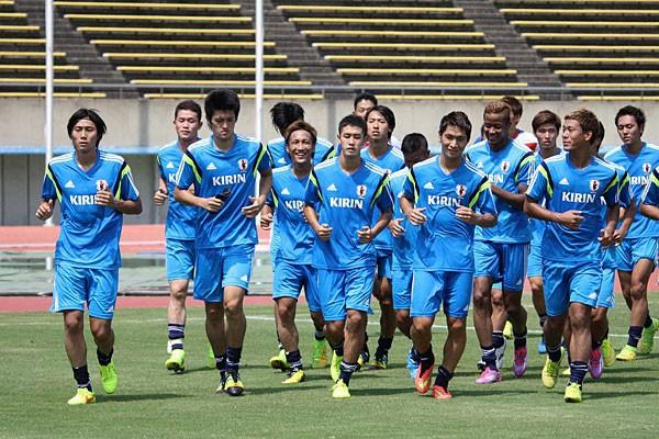 福岡で3日間のトレーニングキャンプを行ったU−21日本代表。ポテンシャルの高さを示し、順調さをうかがわせた