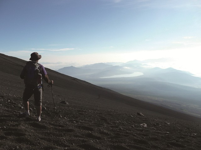 経験者向きの須走ルート、御殿場ルート フジヤマNAVIの登山ガイド(4)