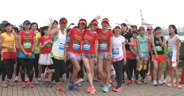 おしゃれ美女ランナーがいっぱい!「RunGirl★Night」フォトギャラリー