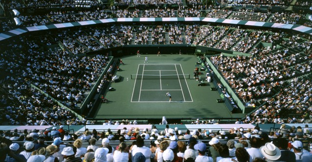 緊張感溢れるテニスを生で見てみたい! 「松原渓のスポーツ百景」