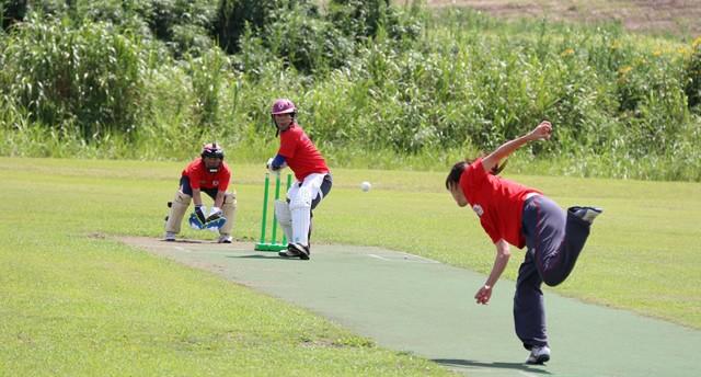 ファウルもOK! 野球の原型・クリケット アジア大会オススメ競技をDoしてみた(2)