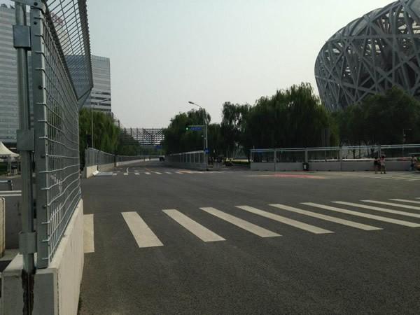 開幕戦は中国・北京、オリンピックパーク(鳥の巣)周辺のストリートコースで行われる。世界10都市、すべてストリートコースでの開催