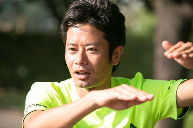 「目標よりも低くても大丈夫」と熱弁する西田さん