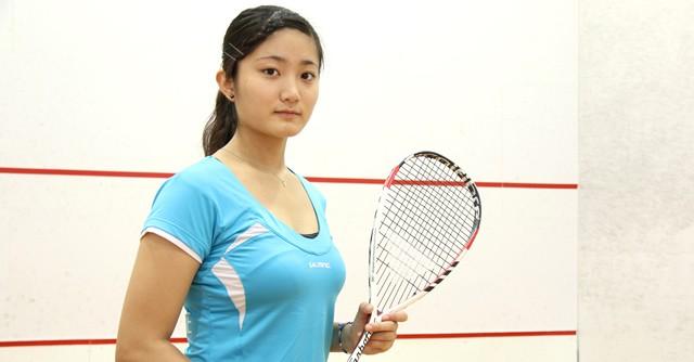 スカッシュ期待の星は15歳の美少女 アジア大会オススメ競技をDoしてみた(3)