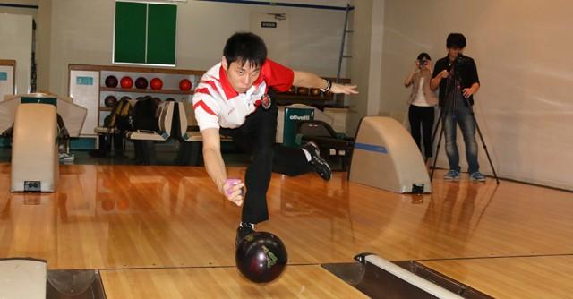 アジア大会のシングルス戦で金メダルが期待される日本のエース・佐々木智之選手