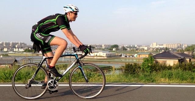 今まで気づかなかった景色が見えた 元バレー代表・山本隆弘の自転車ライフ(2)