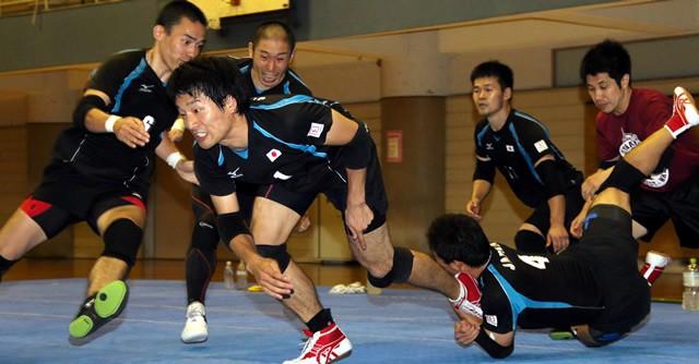 カバディ、アジア一という世界一への挑戦 アジア大会オススメ競技をDoしてみた(6)