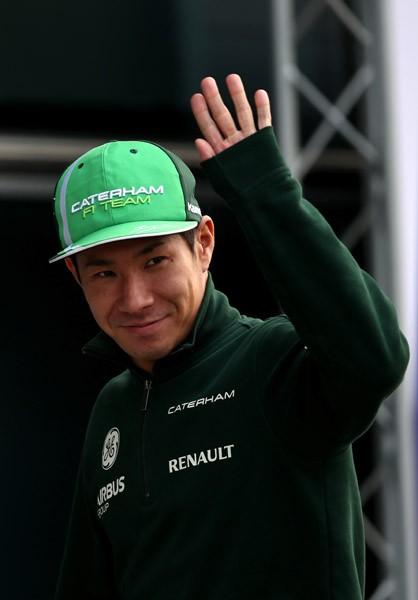 10月3日に開幕する日本GP、果たして可夢偉は出場できるのだろうか?
