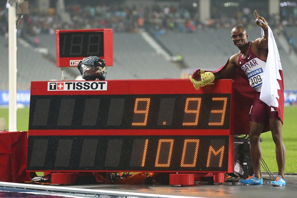 アジア男子の9秒台争いに新時代到来 日本勢は新たなエース候補が ...