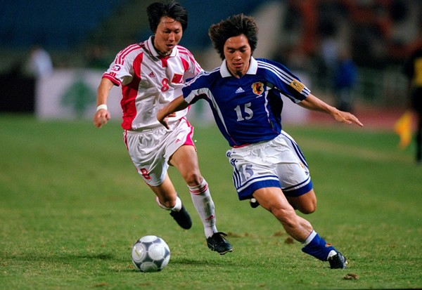 代表にも選手された奥は、コパ・アメリカやアジアカップを戦った