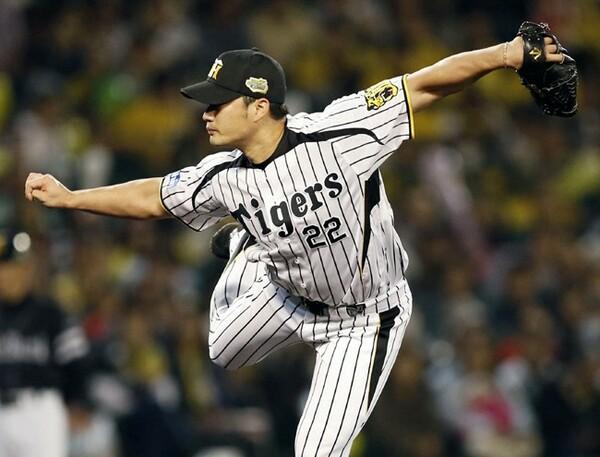 来日1年目から39セーブを挙げ、阪神の日本シリーズ進出に貢献した呉昇桓。シリーズでもピッチングに期待が集まる