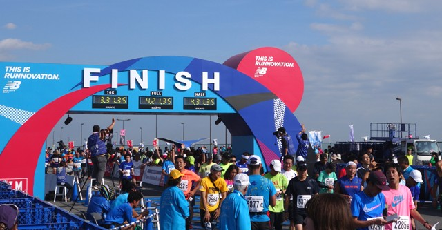 つらい、でももう一度走りたい! 湘南国際マラソン体験記