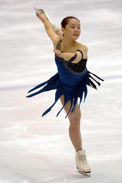 醍醐スケートリンクが閉鎖されたとき、濱田の教え子には澤田亜紀らがいた