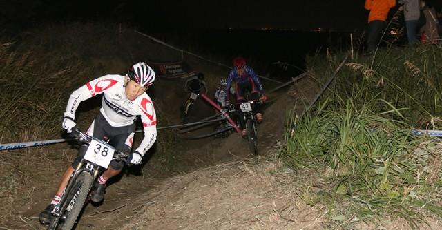 """日本では初となるシクロクロス・MTBの""""ナイトレース""""も開催"""