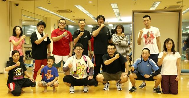 毎週土曜日、神奈川県の協栄スポーツクラブ十日市場で絶賛開催中!