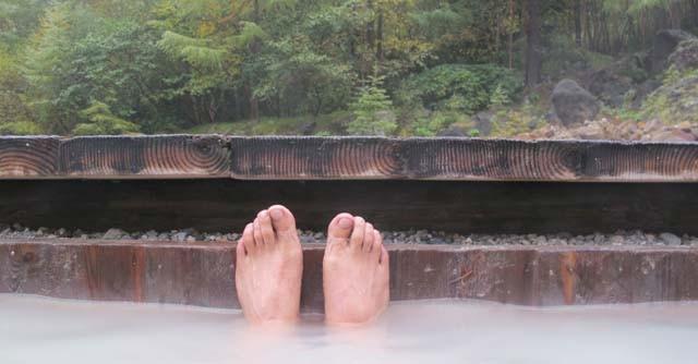 """日本一高い所にある温泉に""""登って""""きました 前編"""