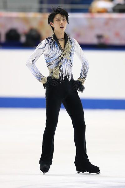 NHK杯4位で終わった羽生。一夜明け会見では「悔しくてどうしようもなかった」と語った