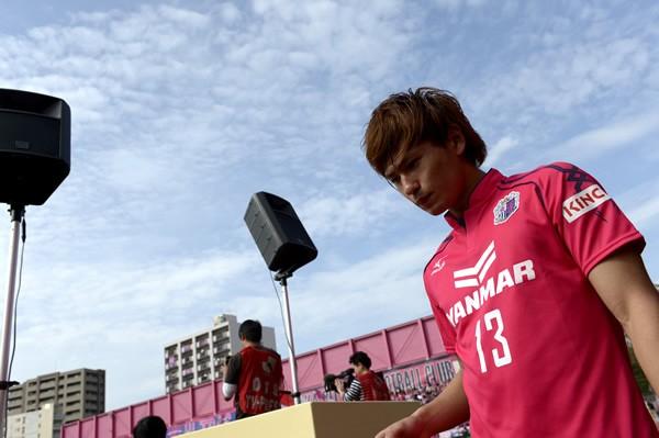 鹿島に敗れ、C大阪の2006年以来3度目となるJ2降格が決まった