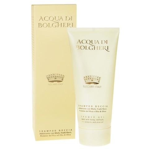 ACQUA DI BOLGHERI GOLD(アクアディボルゲリ ゴールド)シャワージェル 200ml \3,980(税抜)