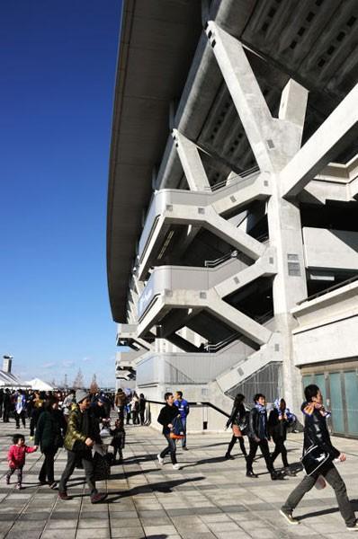 いつもと違う天皇杯決勝。今年は12月13日に日産スタジアムで開催された