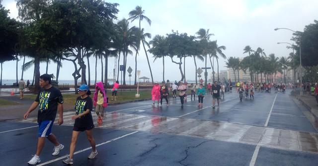 """""""歩くホノルルマラソン"""" ハワイの魅力をギュッと10kmに凝縮"""