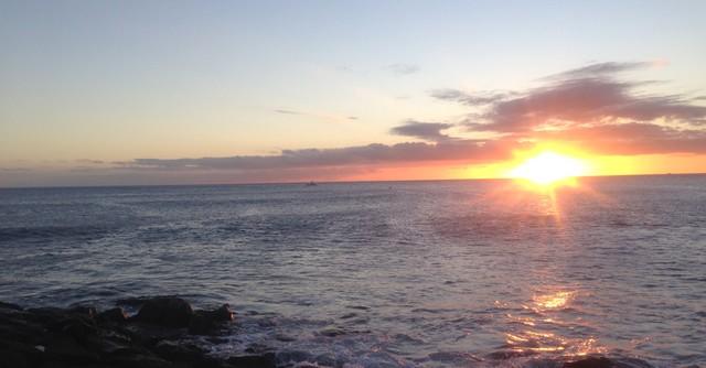 ハワイに行ったら1度は走りたい! ワイキキで極上サンセットラン