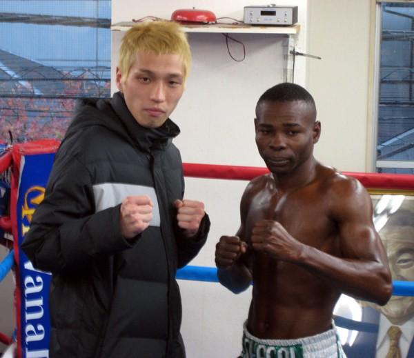 大みそかに大阪で天笠尚とWBA、WBO統一世界スーパーバンタム級タイトルマッチを行うギェジェルモ・リゴンドー