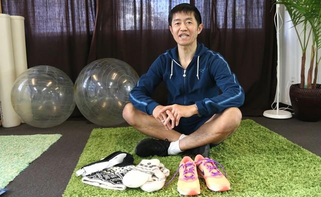 マラソン指導歴7年の内田先生がウェア、シューズに関する疑問を解決!