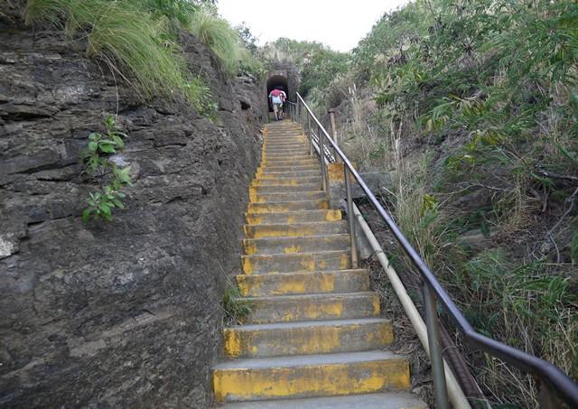 最初の階段、ここからが本当にツライ