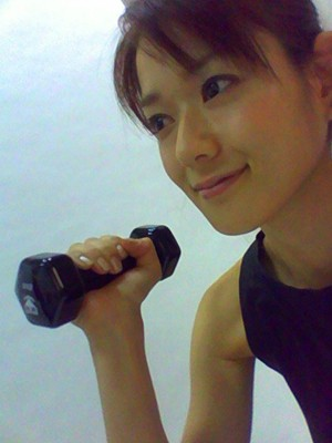 2015年は筋肉質な身体を目指します!
