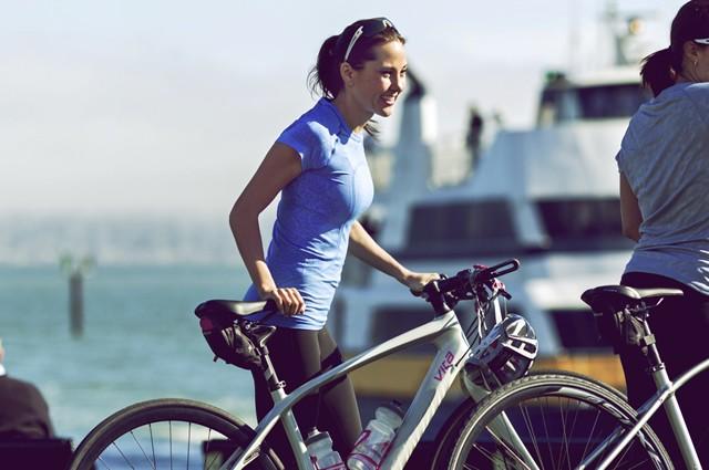 はじめてのスポーツ自転車 女性のための体験会を開催