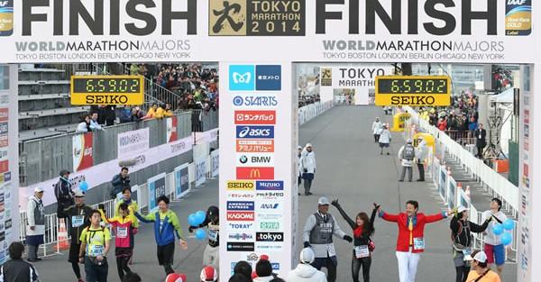 最後は東京ビッグサイトでゴール!