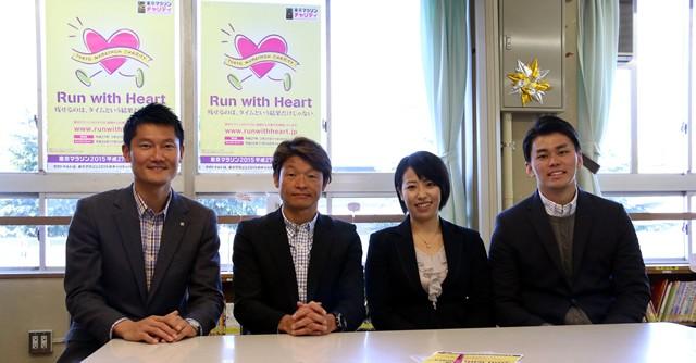 スポーツでつなぐ未来への遺産 東京マラソンは何を残せるか[PR]