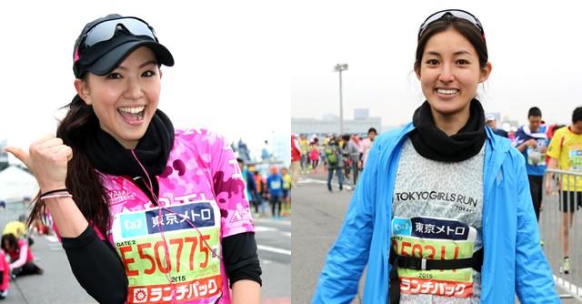 東京マラソン2015 フォトギャラリー 3万6000人が大都会をラン!
