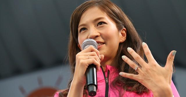 安田美沙子さんにとって名古屋ウィメンズはプロポーズを受けた思い出の場所