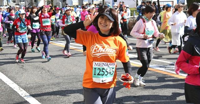 名古屋ウィメンズマラソンを密着レポート