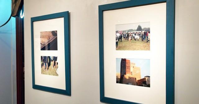 昨年、原宿のVacantにて、孤高のアスリートを追いかけた作品を展示した個展『The Loneliness of the Long Distance Runner』を開催した