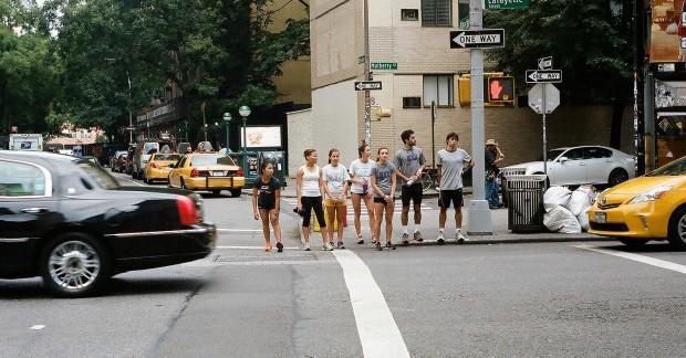 ニューヨークを訪れた際には、街を気軽にランニングするランナーにも目が留まったそう。自分ももっと気軽に走ってみよう、と思ったとか