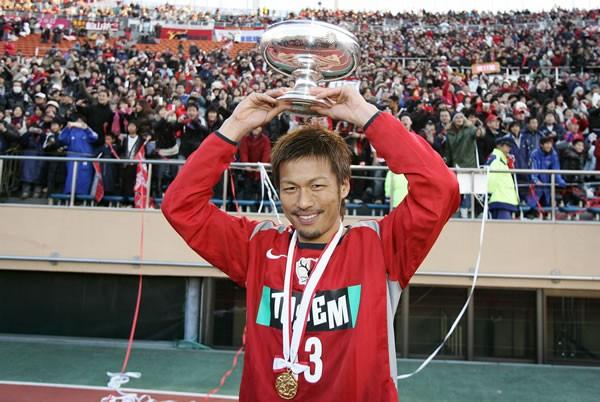 鹿島では多くのタイトルを獲得。それと同時にプロとしての基礎をしっかり築けたことが、その後の選手生活に生きた