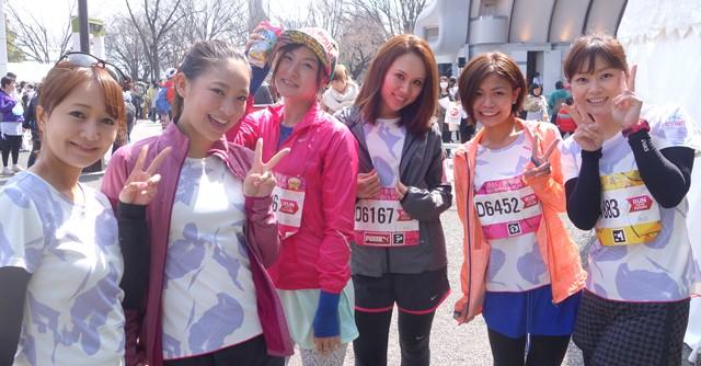 女性ランナーが渋谷・表参道を走る! 「Women's Run」フォトギャラリー