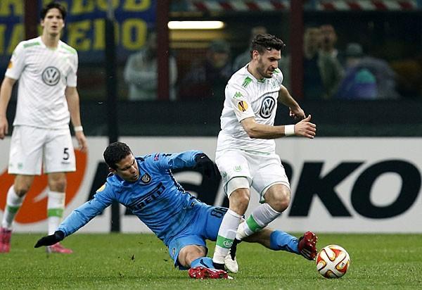 ヨーロッパリーグではインテルを撃破。ヴォルフスブルクは欧州でのタイトルも視野に収めている