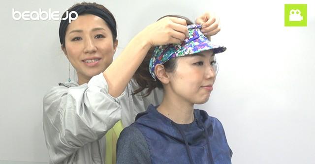 簡単!ヘアアイテムをおしゃれに使うコツ プロが教える!女子RUNヘアメイク