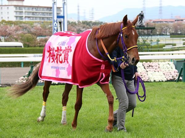 強さが際立った桜花賞馬レッツゴードンキ、そのレース内容は皐月賞とあまりに対照的だった