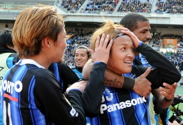 13シーズンに2度の対戦経験があり、G大阪戦は成長を測る絶好の機会と言えた