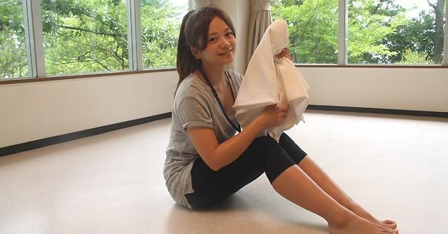 モデルの高山直子ちゃんが挑戦したのは「断食ダイエット合宿」。生活リズム改善にもおすすめ
