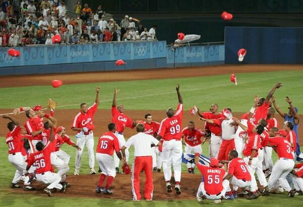3度の五輪金メダルをはじめ、90年代には「アマ野球最強国」の名を欲しいままにしたキューバ