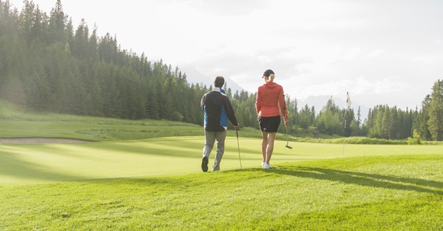ゴルフ上達のコツとお薦めアプリ・サイト 姿勢改善、メンタル、目標設定が重要