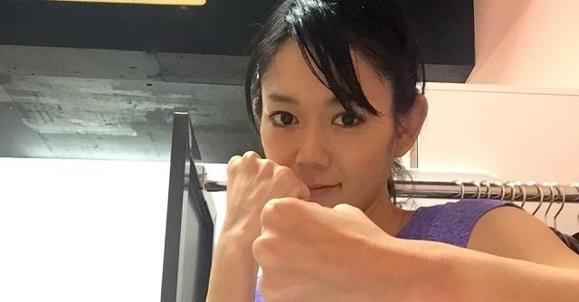 ボクササイズの次はボクシング! 「松原渓のスポーツ百景」
