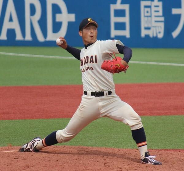 好投手として注目された大商大・岡田だが、タイブレークに突入した準々決勝で敗れた
