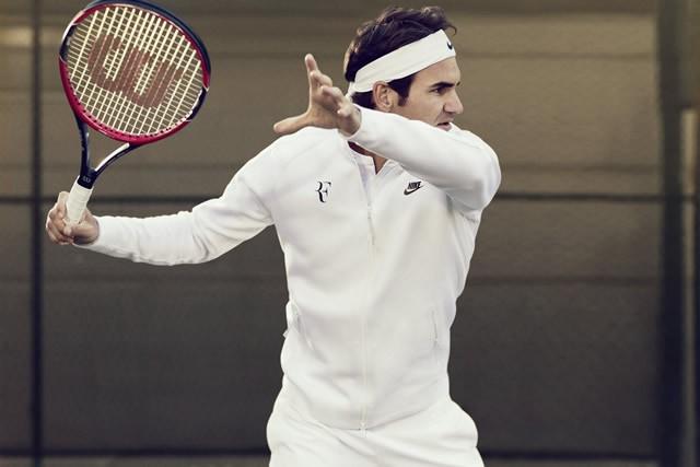フェデラーの全英着用モデルを大公開 テニスのレジェンドはこれで戦う!